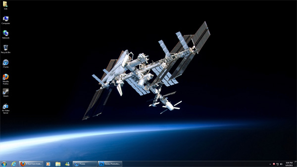 NASA Desktop Themes - Pics about space